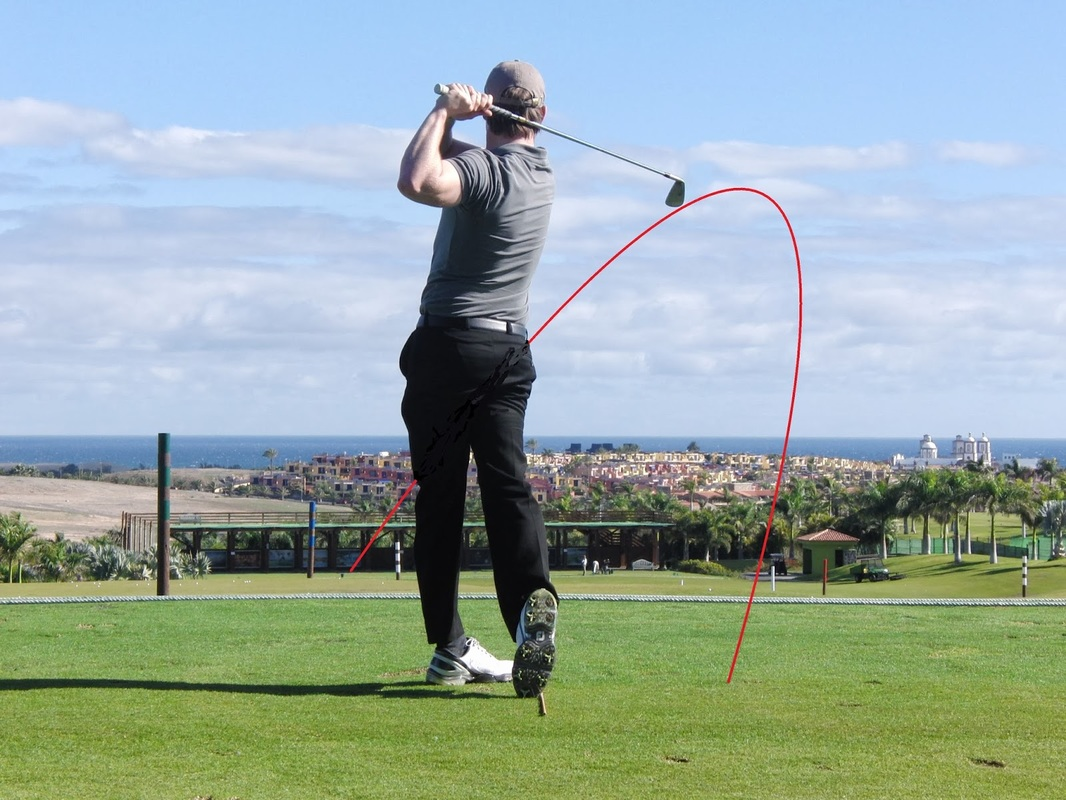 how to keep clubface square through impact